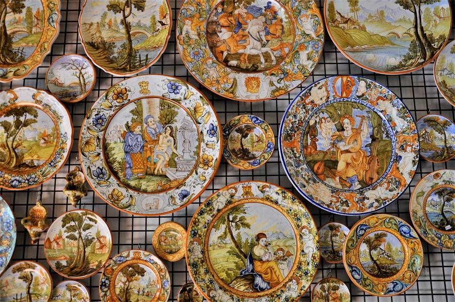 ceramics abruzzo